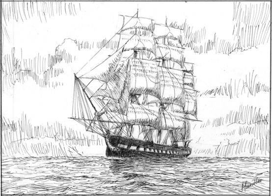 Old Ironsides: A frigate with Maine links
