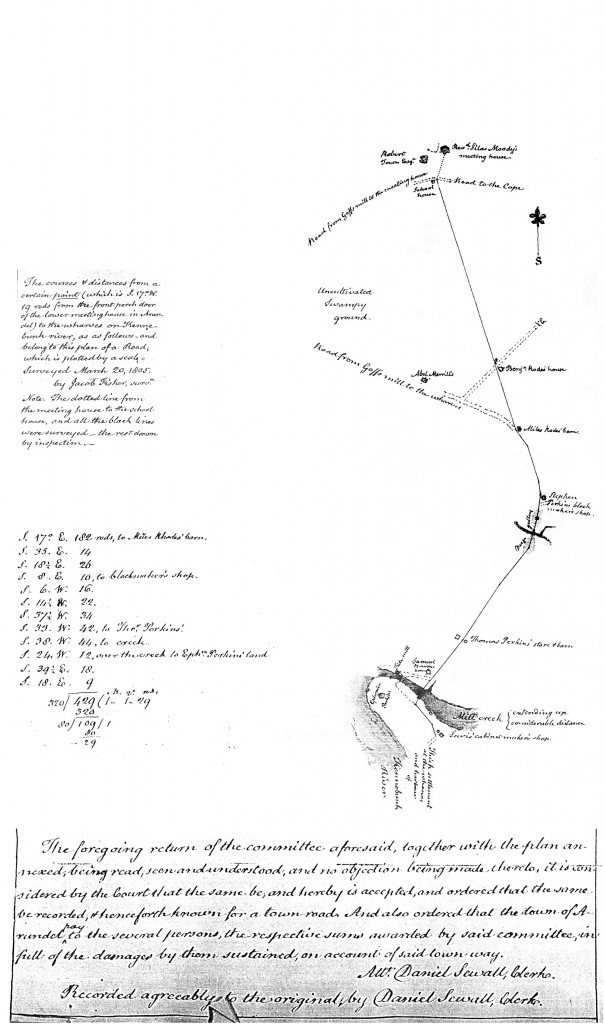 Full 1805 Map Page