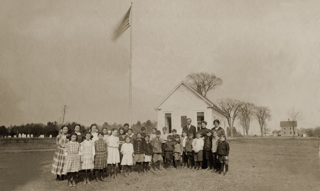 May 1913 Townhouse Schoolhouse
